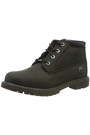 Timberland Damen Nellie Double Chukka Boots, (Dark Green Nubuck)