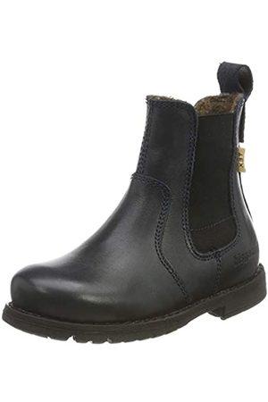 Bisgaard Mädchen Fulla Chelsea Boots, (Navy 604)