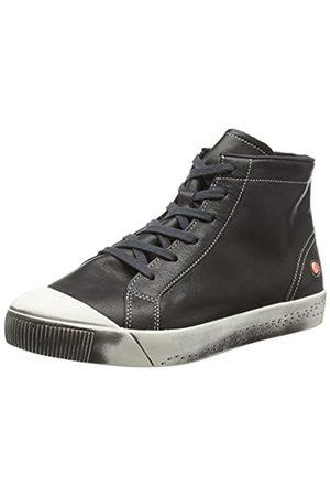 softinos Damen KIP405SOF Hohe Sneaker, (Black 008)