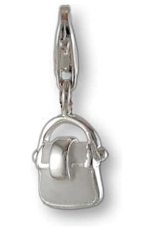 Melina Damen-Charm Anhänger Tasche Emaille 925 Sterling Silber 1801132