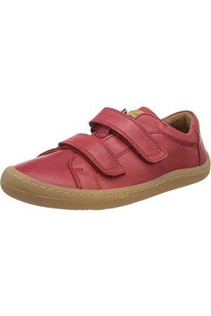 Froddo Mädchen G3150148 Girls Shoe Slipper, (Red I01)