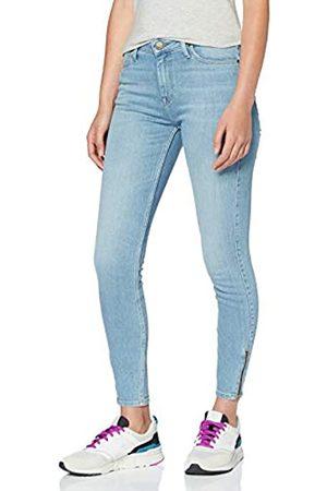 Lee Femme Scarlett High Zip Skinny Jeans