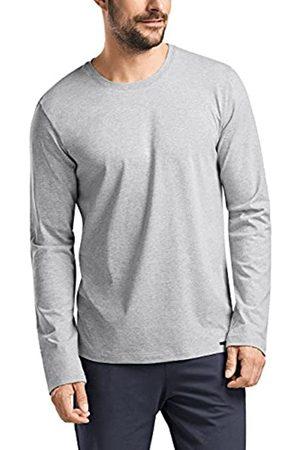 Hanro Herren Living Shirt 1/1 Arm Langarmshirt