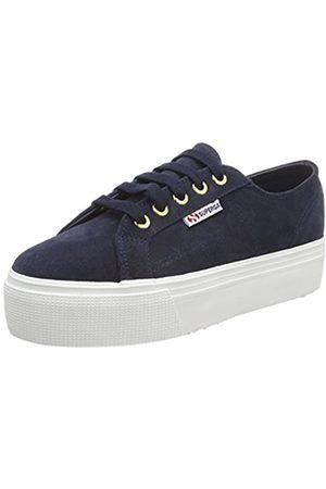 Superga Damen 2790-SUEW Sneaker, (Blue 516)