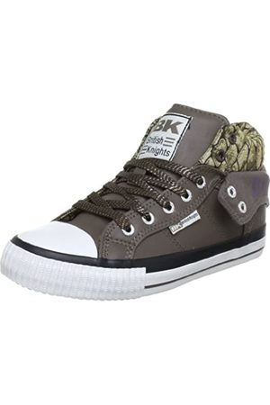 British Knights Damen ROCO High-top, (Taupe/Brown 5)