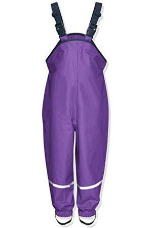 Playshoes Unisex Baby Regenlatzhose Textilfutter Regenhose