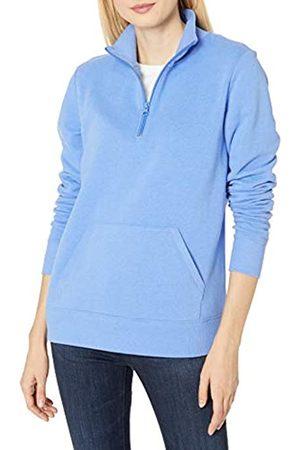 Amazon Long-Sleeve Lightweight French Terry Fleece Quarter-Zip Top Fashion-Sweatshirts