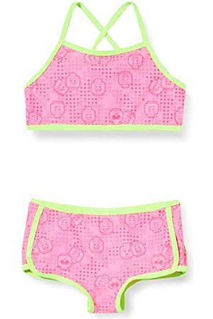 LEGO Wear Mädchen Lwandrea Uv Bikini Lsf 50 Plus Badebekleidungsset