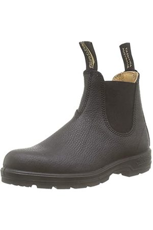 Blundstone Unisex-Erwachsene Classic Leather 1447 Chelsea Boots, (Black Pebble Black Pebble)