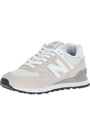 New Balance Damen Sneaker,WL574EW, Beige (Beige/white)
