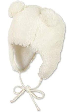 Sterntaler Inka-Mütze für Mädchen mit abstehenden Bären-Öhrchen, Gefüttert, Alter: 12-18 Monate, Größe: 49