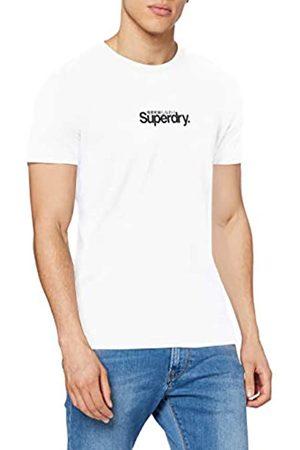 Superdry Herren Mens CORE Logo Essential Tee T-Shirt