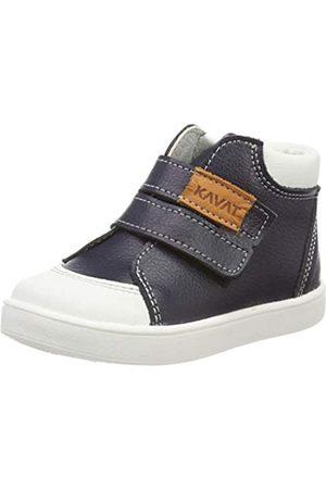 Kavat Unisex-Kinder Fiskeby Sneaker, (Blue 989)