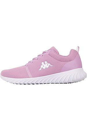 Kappa Damen CES Sneaker, (Flieder/White 2410)