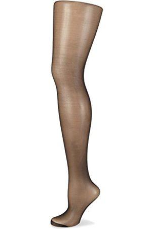 Nur Die Seidenfein Strumpfhose, Collants Femme, 15 DEN, Noir- ( 94)