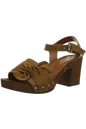 Joe Browns Damen Roman Holiday Suede Shoes Keilsandale