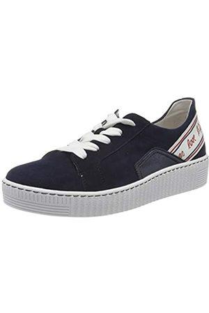 Gabor Shoes Damen Jollys Sneaker, (Bluette Kombi 16)