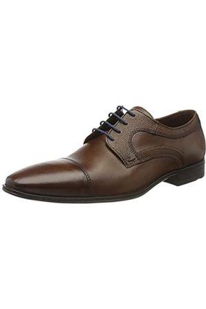 Lloyd Herren ORWIN Uniform-Schuh, (Brandy)