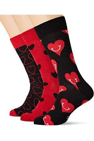 Happy Socks Gemischt farbenfrohe Geschenkbox an Baumwollsocken für Männer und Frauen