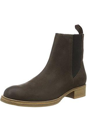 liebeskind Damen LS0120 Grain Chelsea Boots, (Bittersweet Brown 8875)