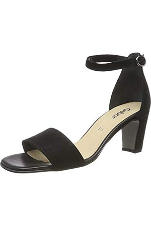 Gabor Shoes Damen Fashion Riemchensandalen, ( 17)
