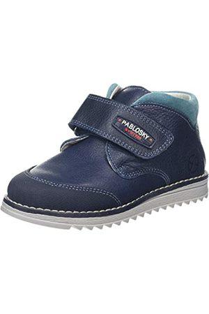 Pablosky Baby Jungen 64521 Stiefel, (Azul Azul)
