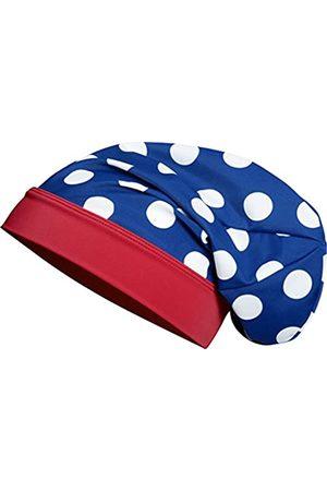 Playshoes Mädchen UV-Schutz Beanie große Punkte Mütze