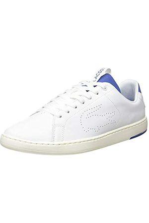Lacoste Herren Carnaby Evo Light-wt 1201 Sneaker, (Wht/Blu 080)