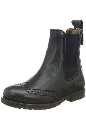 Bisgaard Mädchen Mai Chelsea Boots, (Navy 601)