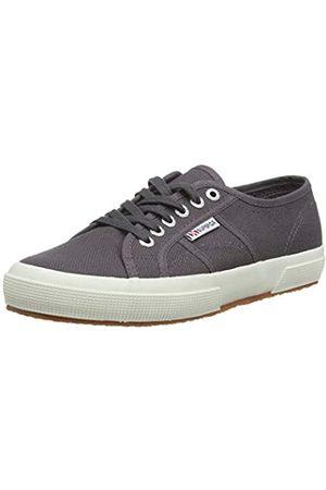 Superga Unisex-Erwachsene Classic Sneaker Low-Top 2750 Cotu Classic, (Dk Grey Iron F67)