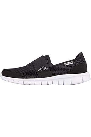 Kappa Unisex-Erwachsene Taro Sneaker, (1110 White/Black)