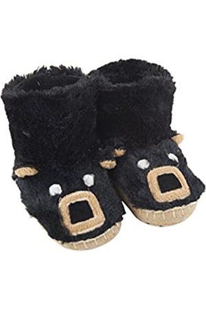 Hatley Unisex-Kinder Animal Slippers Hausschuhe