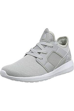 Kappa Unisex-Erwachsene Amun II Sneaker, (L´Grey/White 1410)