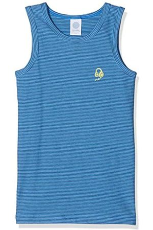 Sanetta Jungen Shirt w/o Sleeves Stripe Unterhemd