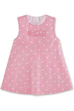 Sterntaler Baby - Mädchen Robe Bébé Kleid, Pink (Magenta 745)