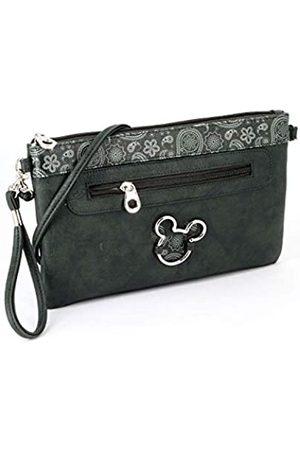 KARACTERMANIA Mickey Mouse Paisgreen-bolso Walk Pocket Umhängetasche
