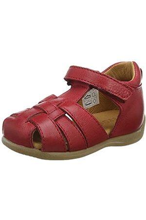 Froddo Unisex-Kinder G2150093-4 Kids Geschlossene Sandalen, (Red I01)