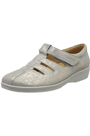 Ganter Damen SENSITIV Inge-I Slipper, (Grey 6000)