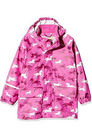 CareTec Kinder Regenmantel, Real Pink 546