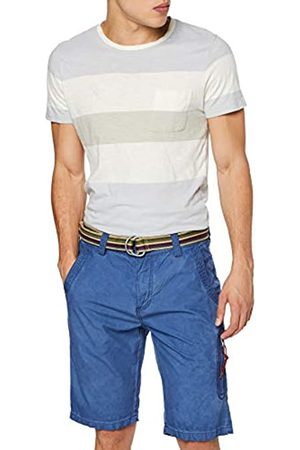Timezone Herren Comfort Clifftz Incl. Belt Shorts