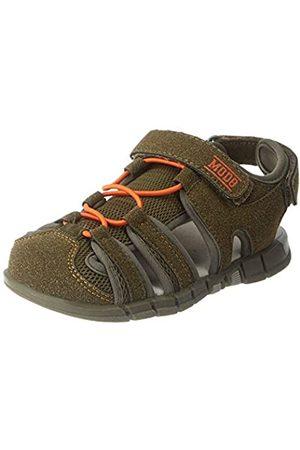 Mod8 Jungen Tribiki Geschlossene Sandalen, (Kaki 20)