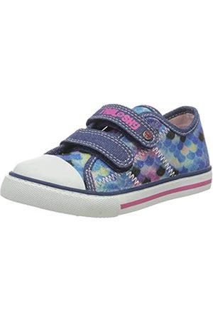 Pablosky Mädchen Sneaker, (Azul 962721)