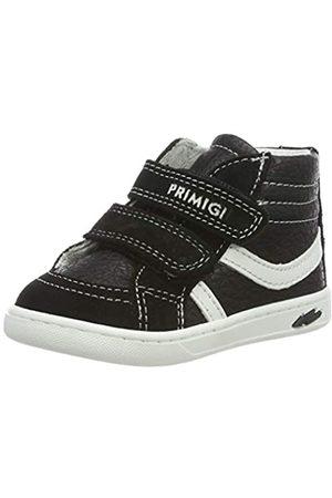 Primigi Baby Jungen PLK 44034 Stiefel, (Nero/Nero 4403400)