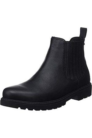 Panama Jack Herren Bill Chelsea Boots, (Negro C3)