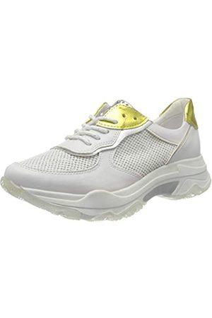 Marco Tozzi Damen 2-2-23758-24 Sneaker, (White/Silver 191)