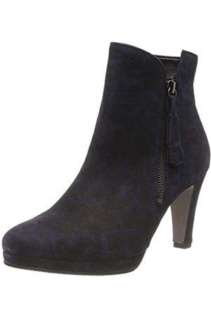 Gabor Shoes Damen Basic Stiefeletten, (Bluette 36)