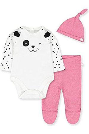 Mothercare Unisex Baby Io G Spotty Novelty 3pc Set Body