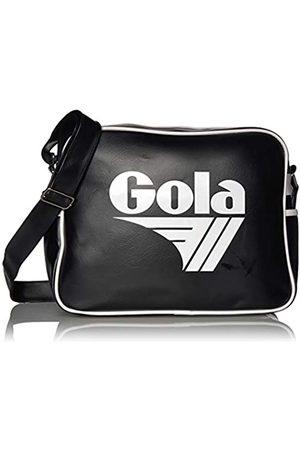 Gola Redford CUB901 Unisex - Erwachsene Henkeltaschen, (Black/White)