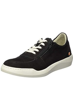 softinos Damen BLAI573SOF Sneaker, (Lipstick Red 002)
