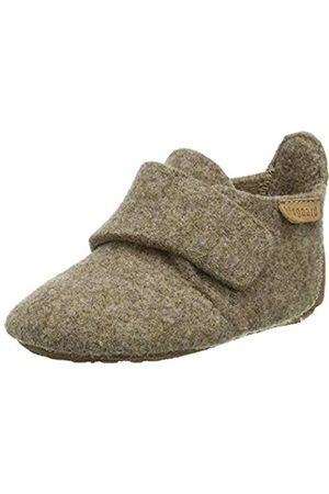 Bisgaard Baby Mädchen Wool Hausschuhe, (Camel 46)